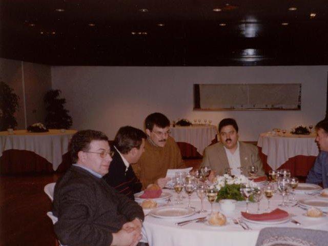 Cena 25 años Promoción 1975-1976
