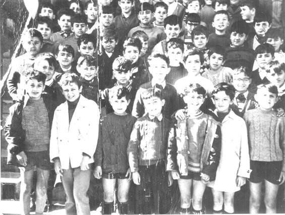 Alumnos del curso 68/69