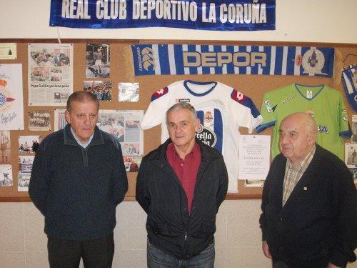 Pepe, Luis y Carlos