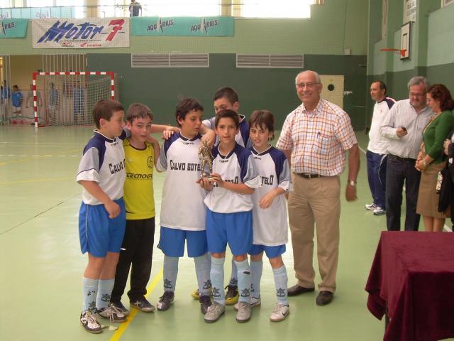 Joaquín, nuestro director, se sintió feliz junto a los más pequeños