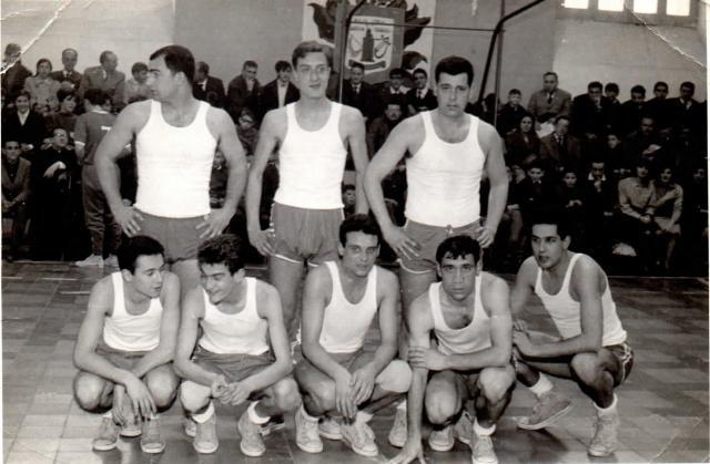 Equipo de Baloncesto
