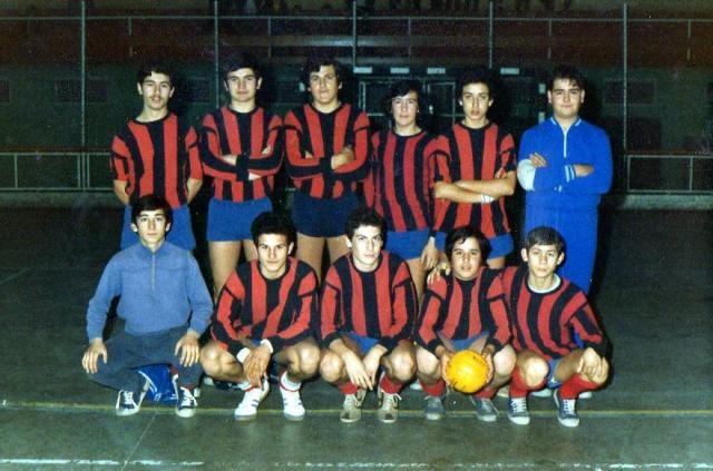 Equipo de balonmano (enviada por Paco Alejandre)